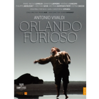 DVD Orlando furioso