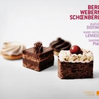 Berg Webern Schoenberg