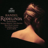 Lemieux Rodelinda CD