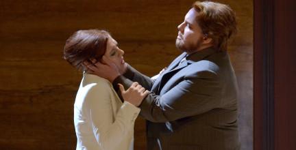 Marie Nicole Lemieux (Tancredi), Patrizia Ciofi (Amenaide) - © Vincent Pontet, Théâtre des Champs-Elysées