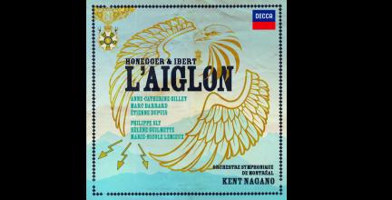 Lemieux CD Honegger Ibert Aiglon OSM Nagano