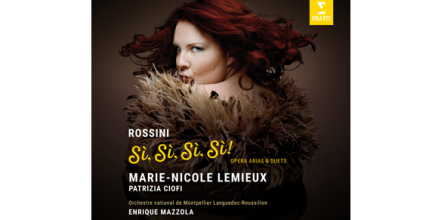 Lemieux cover CD Rossini Warner Classics